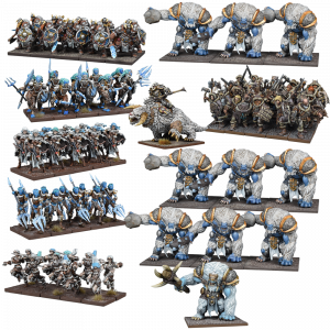 Northern Alliance Mega Army