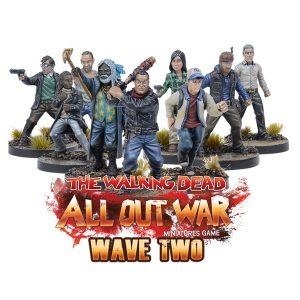 The Walking Dead: Wave Two Complete Bundle