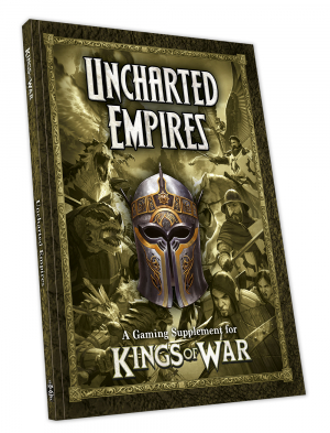 Kings of War 3rd Edition Uncharted Empires Digital