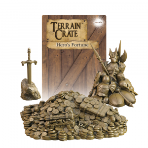 Terrain Crate Hero's Fortune