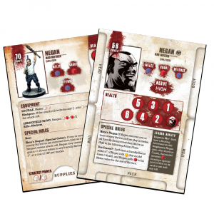 Saviors Cards Pack