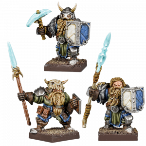Northern Alliance Dwarf Clansmen Reinforcements