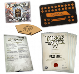Kings of War Organised Play kit