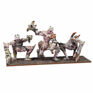 Abyssal Dwarf Grotesques Regiment