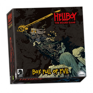 Hellboy: The Board Game Box Full of Evil