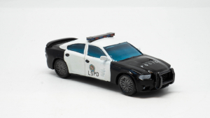 Kore Thinking Police Car Vehicle