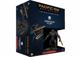 Pacific Rim: Extinction – Obsidian Fury Kaiju Expansion