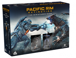 Pacific Rim: Extinction – Starter Set
