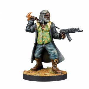 King Ezekiel Booster (Show exclusive)