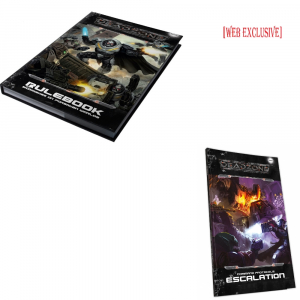 DeadZone Rulebook & Escalation Bundle