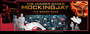 The Hunger Games®: Mockingjay – The Board Game