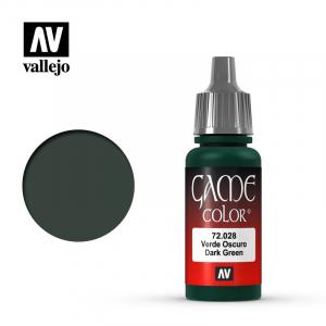 Vallejo Game Color Dark Green