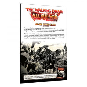 The Walking Dead: All Out War – No One Stands Alone Expansion