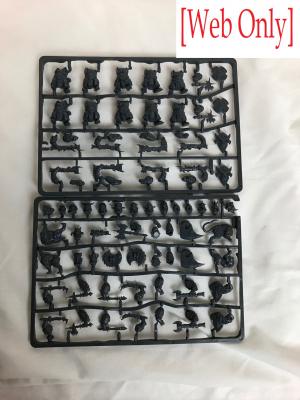 Abyssal Dwarf Blacksouls and Decimators Plastic Frame