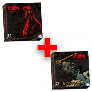 Hellboy Beyond the Core Game Bundle