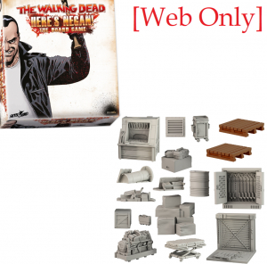 WEB Here's Negan and Terrain Bundle