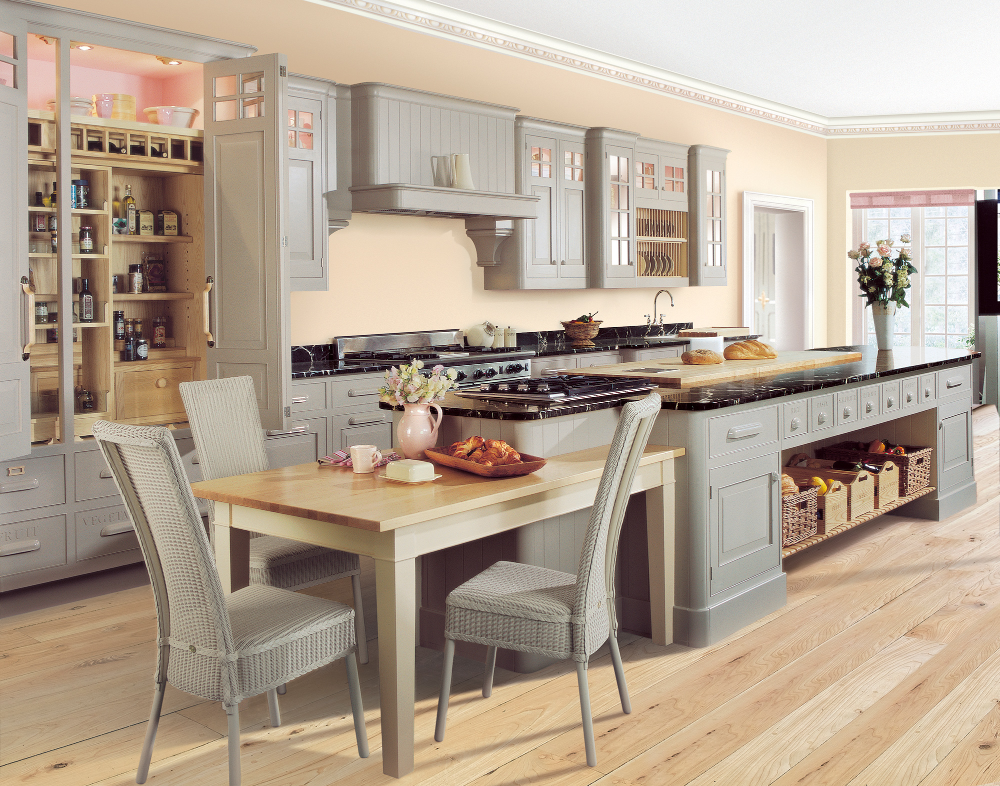 Mark wilkinson furniture collection english classic kitchen 16