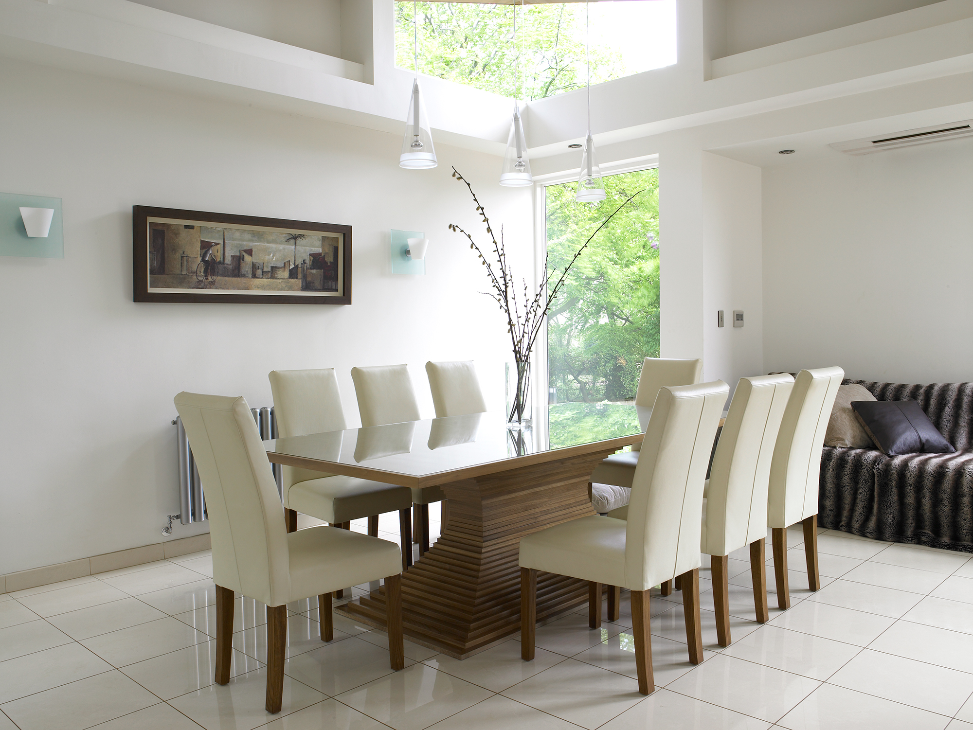 Mark wilkinson furniture collection all house freestanding dining table