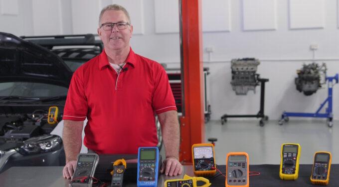 Auto mechanic school online