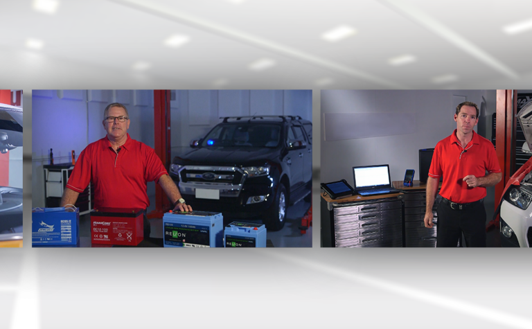 Automotive training introduction