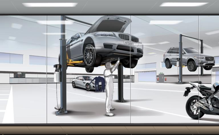 Automotive checkup