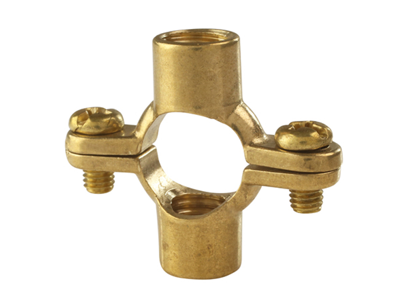 Brass M10 Double Munsen Rings
