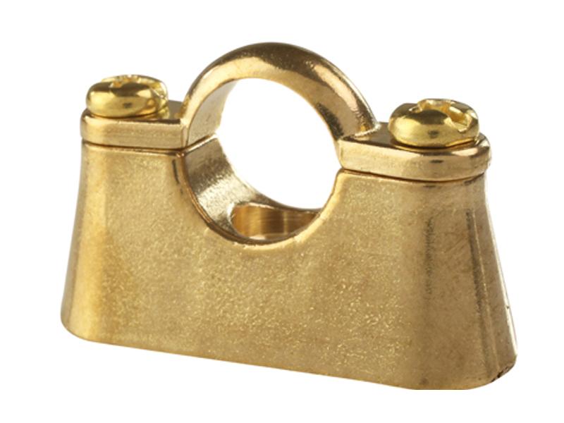 Brass Hospital Bracket