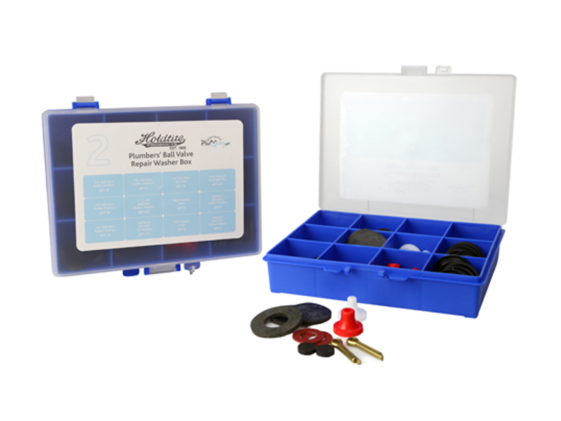 No.2 Ballvalve Plumbers Repair Kit Box