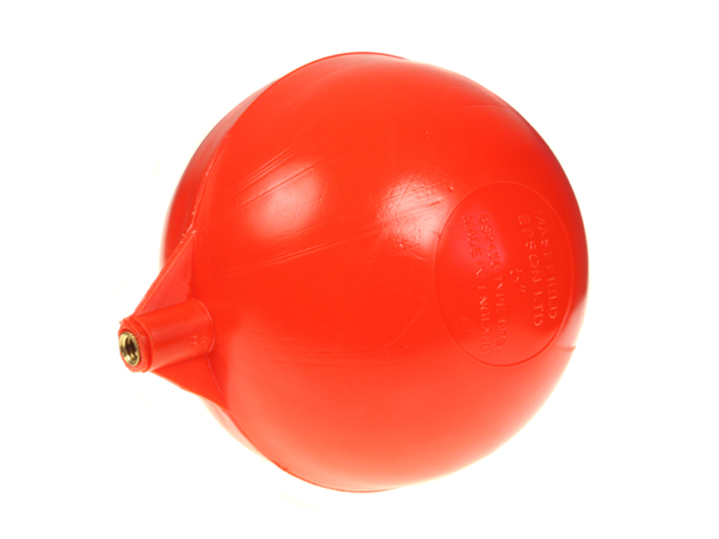 Round Plastic Ball Float