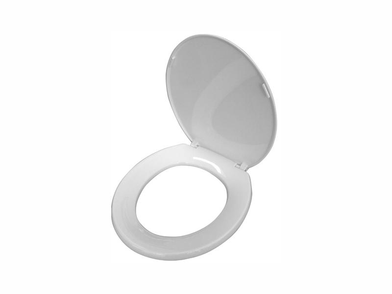 Epson Heavy Duty White Toilet Seat
