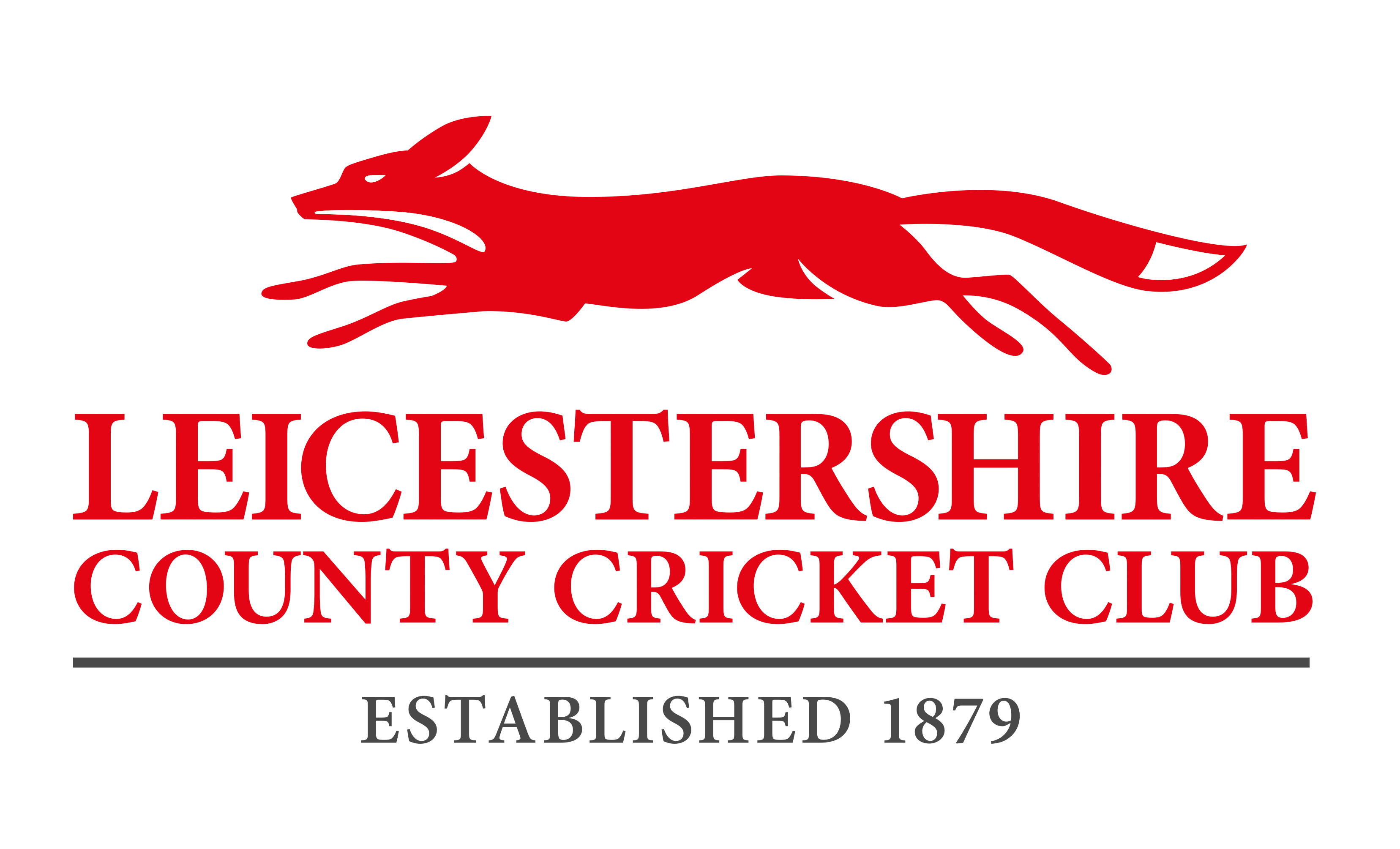 Leicestershire CCC's logo