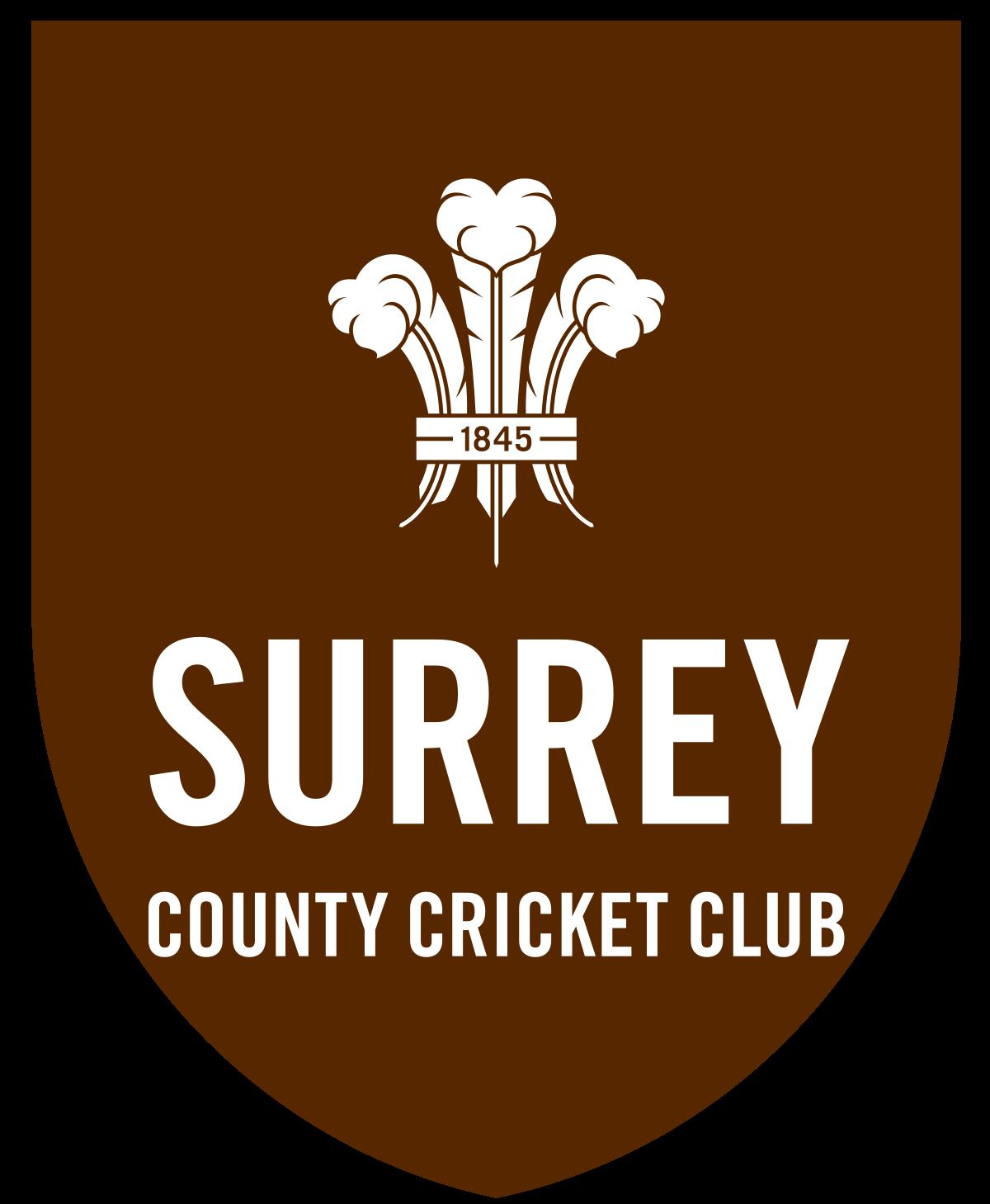 Surrey CCC's logo