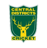 Central Districts Cricket's logo