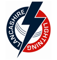 Lancashire Lightening's logo