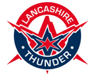 Lancashire Thunder's logo
