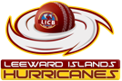 Leeward Islands Hurricanes's logo