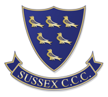 Sussex CCC's logo
