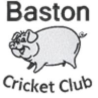 Baston Cricket Club's logo