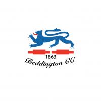 Beddington Cricket Club's logo