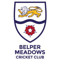 Belper Meadows Cricket Club's logo