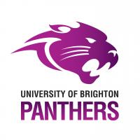 Brighton University Cricket Club's logo