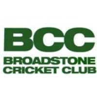 Broadstone Cricket Club's logo