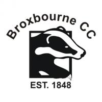 Broxbourne Cricket Club's logo