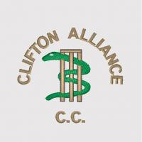 Clifton Alliance Cricket Club's logo