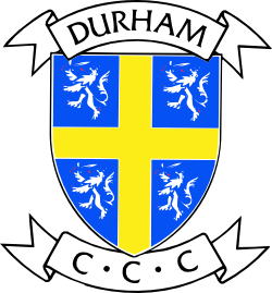 Durham CCC's logo