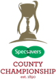 Specsavers County Championship's logo
