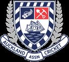Auckland Cricket's logo
