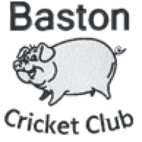 Baston Cricket Club's logo