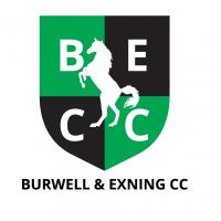 Burwell & Exning Cricket Club's logo