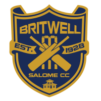 Britwell Salome Cricket Club's logo